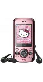 Celular Sony Ericsson W395 Hello Kitty