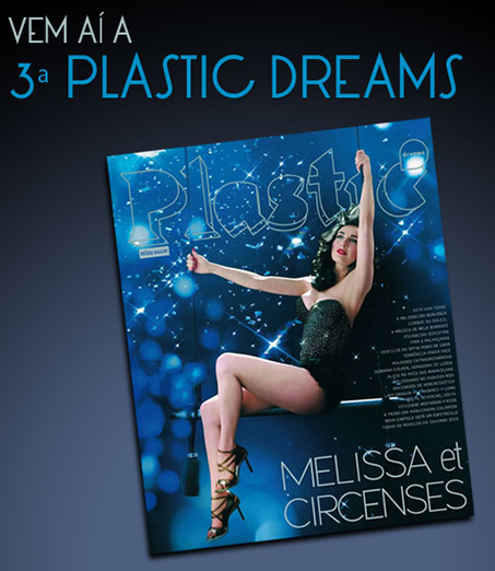 Revista Plastic Dreams – Melissa