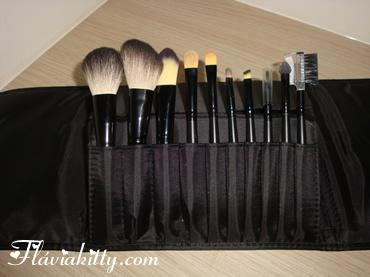 Curso de maquiagem + Comprinhas de maquiagens
