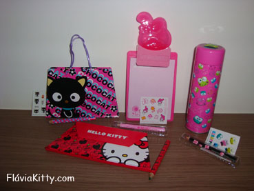 Hello Kitty no McDonald's