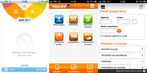 Meus Apps favoritos para Iphone 4