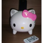Dock Station Hello kitty