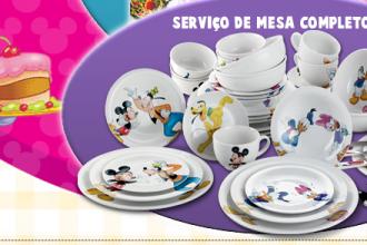 Jogo de Jantar – À mesa com Disney