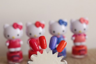 Esmaltes Hello Kitty by Townley
