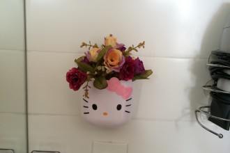 Fofuras da Hello Kitty no Aliexpress