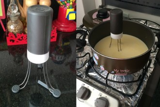 Robo Stir – Colher elétrica