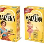 Embalagens retro de Maizena