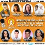 Acontece Brasília na Rádio Federal