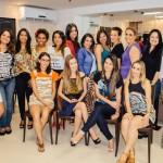 Encontrinho de blogueiras na Dolce Gelatto