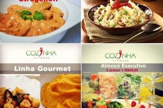 Quer comer bem, mas não tem tempo de cozinhar? Tem Cozinha Fitness na Mundo Verde Águas Claras