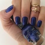 Esmalte da Semana: Azul by Blackheart Beauty (repeteco)