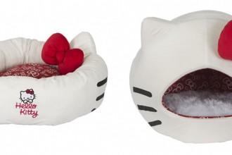 Coleção Hello Kitty para Cães e Gatos da Duki