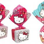 Ovos de Páscoa Hello Kitty 2015