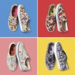 Coleção Princesas Disney da Vans