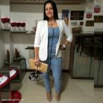Look – Macacão Jeans