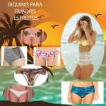#Invista #Evite | Biquínis para o verão 2016
