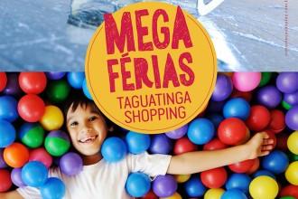 Taguatinga Shopping recebe a Mega Piscina de Bolinhas