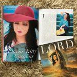 Estou na revista Lord desse mês, na coluna Quem é ela?