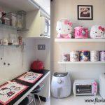 Cozinhas fofas e organizadas