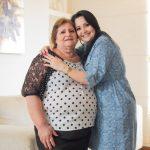 Look especial dia da mãe, com a minha mãe