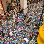 Megadiversão chega ao Taguatinga Shopping