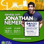 Stand Up – Jonathan Nemer