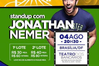 Stand Up – Jonathan Nemer