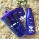 Nivea Milk #DesafioNiveaMilk