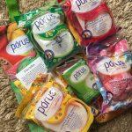 Lançamento das esponjas de Banho Pórus Sensation