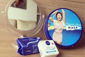 NIVEA Lança, Lenços de Limpeza Demaquilantes e Sabonete Facial 2 em 1
