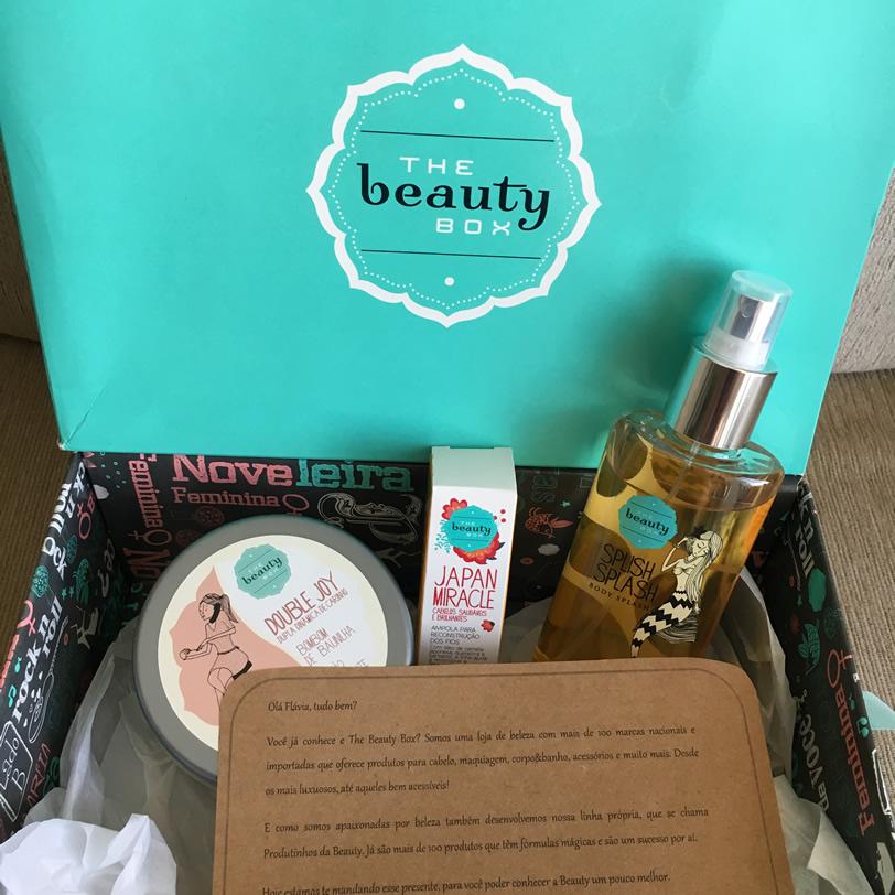 Presskit The Beauty Box