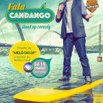 """Fala Candango"" Stand up Comedy com TJ Fernandes"