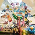 Roda Gigante da Galinha Pintadinha é atração gratuita no Taguatinga Shopping