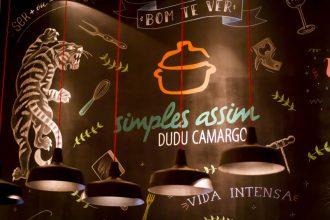 Simples Assim – Águas Claras ganha novo empreendimento com a assinatura do chef Dudu Camargo