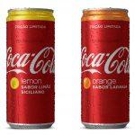 Coca-Cola Laranja e Coca-Cola Limão Siciliano  chegam ao mercado brasileiro
