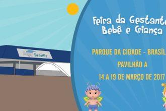 Feira da Gestante, Bebê e Criança – Brasília