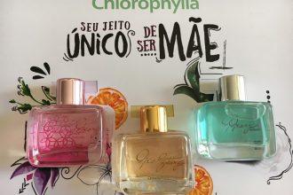 Perfumes da Linha Georgia da Chlorophylla