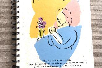Livro A Agenda da Gravidez, usei e gostei