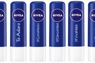 NIVEA lança edição limitada de hidratantes labiais para celebrar o inverno