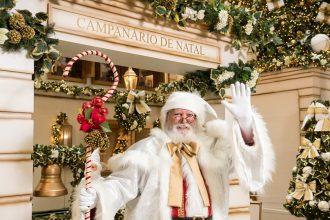 Campanário de Natal encanta o Taguatinga Shopping