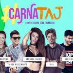 CarnaTaj: mistura de ritmos no Carnaval