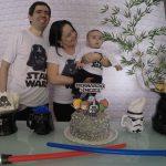 Mesversário de 5 meses – Tema Star Wars