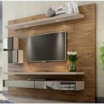 Painel para TV: Deixe sua sala de estar mais organizada, moderna e funcional