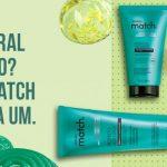 O Boticário lança nova linha de Match para cabelos lisos e alisados