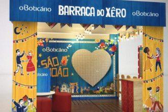 O Boticário marca presença no Maior São João do Cerrado