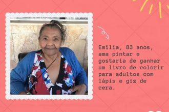 """TGS Solidário celebra Dia Nacional do Idoso com projeto """"Sonhos nunca envelhecem"""""""
