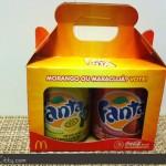 Promoção Fanta Vs Fanta by McDonalds