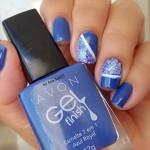Esmalte Azul Royal Avon