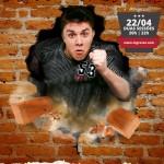 """Teatro: Oscar Filho diverte com seu """"Putz Grill…"""""""