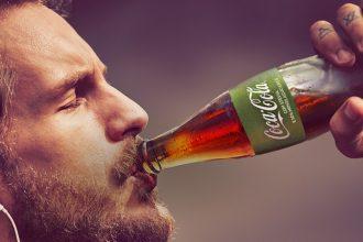 Coca-Cola lança no Brasil versão com stevia e 50% menos açúcares